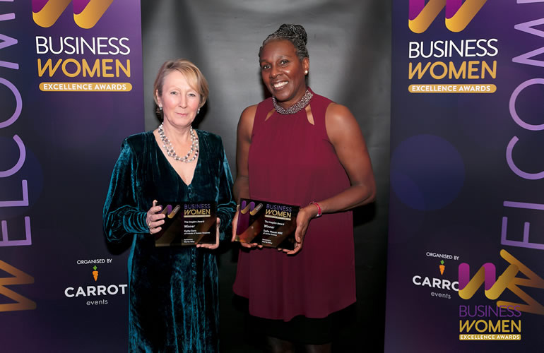 Congratulations to Sadie Mason MBE, Active Sussex's Chief Executive, and Ruth Dacey, Active Sussex's PR and Communications Officer, who both scooped prestigious top honours.